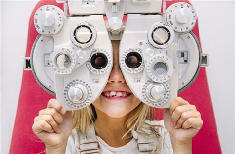 Back-to-School Dental and Vision Exams